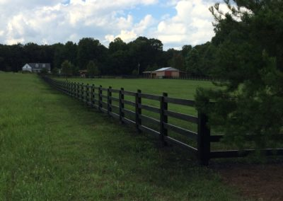 horse-fence-North Carolina
