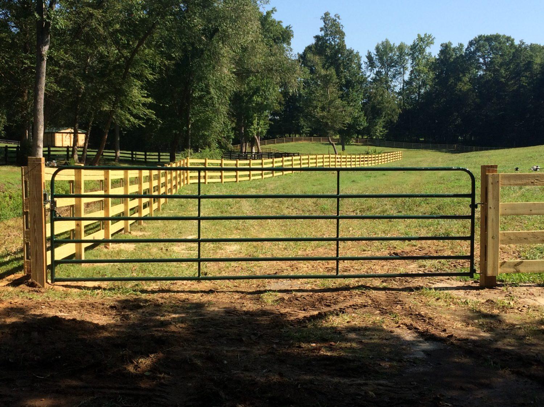 farm fence gate. farmfencegate farm fence gate
